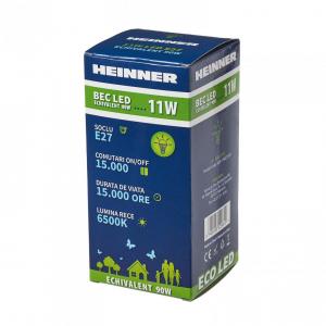 BEC LED HEINNER 11W HLB-11WE2765K1