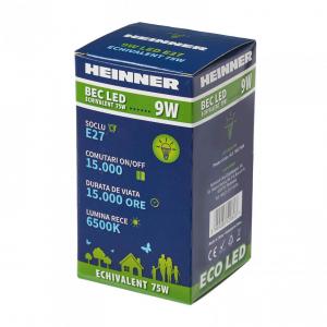 BEC LED HEINNER 9W HLB-9WE2765K [1]