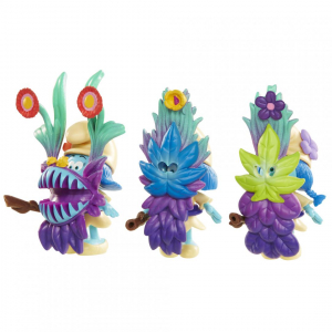 Blister Strumfi- 3 figurine cu masca si [1]