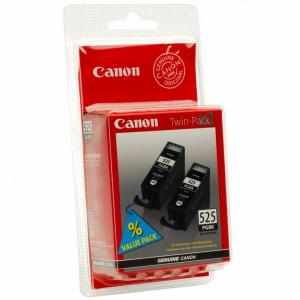 CANON PGI525PG BLACK INKJET CARTRIDGE 2X1