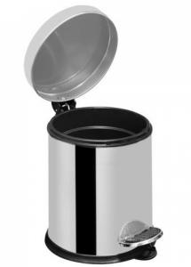 Cos menajer din inox ZILAN ZLN-6881, 5 litri6