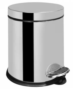 Cos menajer din inox ZILAN ZLN-6881, 5 litri0