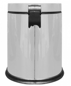 Cos menajer din inox, 12 litri ZILAN ZLN-69045