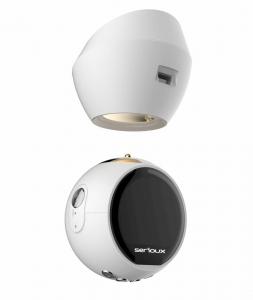 DVR SERIOUX URBAN SAFETY+GPS 200 WHITE [12]