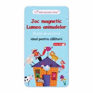 Joc magnetic-Lumea animalelor [2]