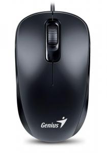 MOUSE GENIUS DX-110 BLACK USB0