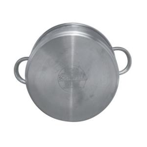 Oala inox, 22x12cm, 4L2