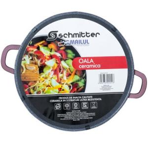Oala ceramica Schmitter aluminiu turnat, 20 cm, 2.5L1