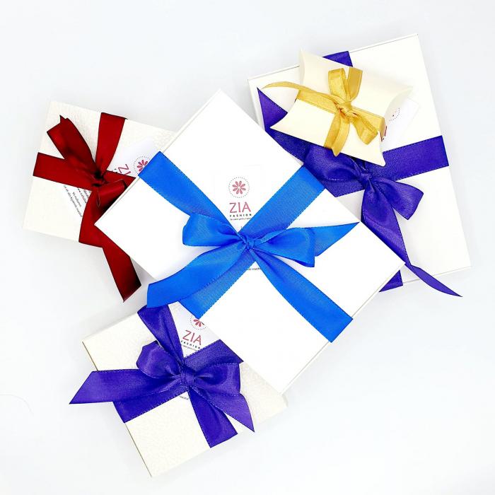 set-colier-cercei-albastru 4