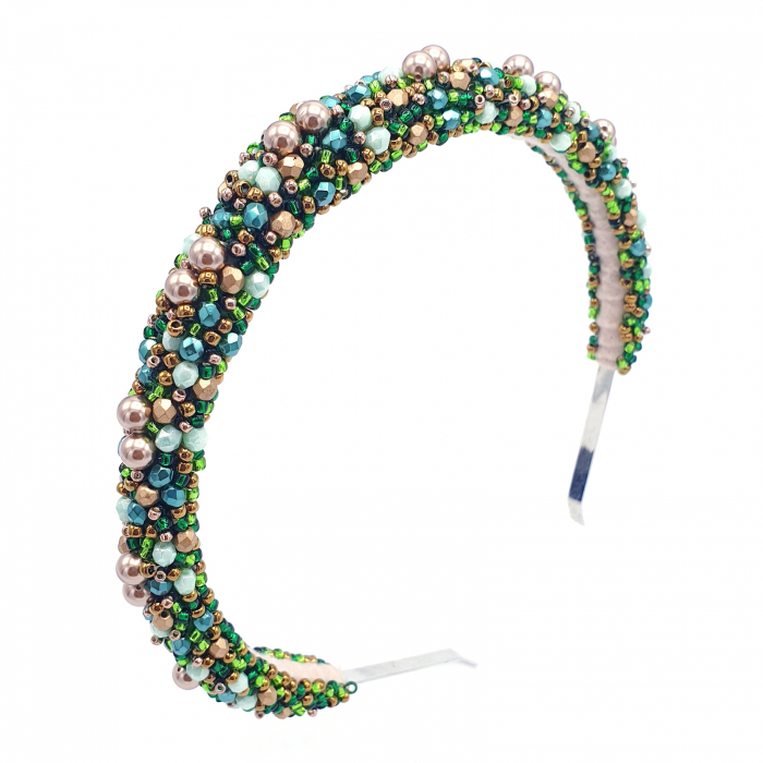 coronita-par-perle-cristale-verde-auriu [3]