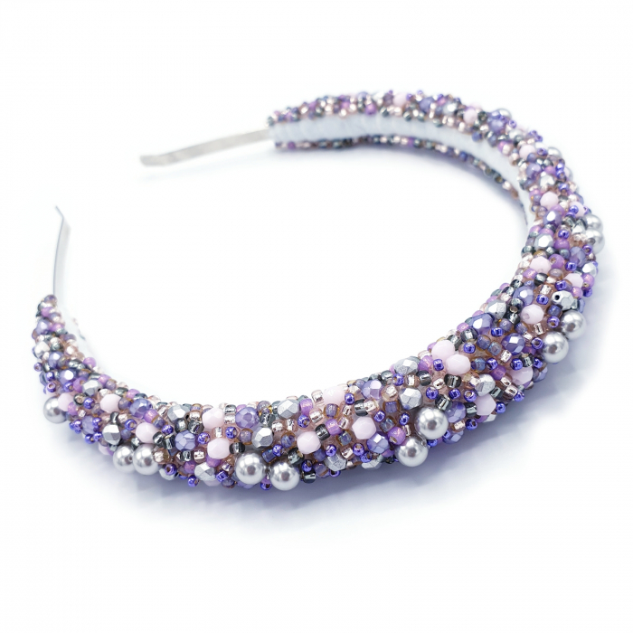 coronita-par-perle-cristale-lila-argintiu [4]