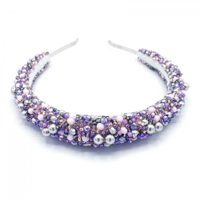 coronita-par-perle-cristale-lila-argintiu [3]