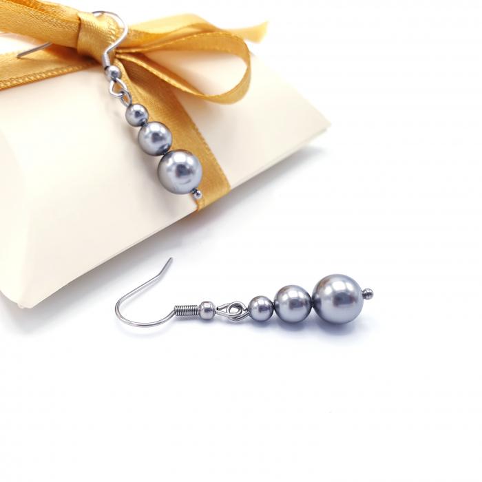 set-colier-cercei-perle-mallorca-argintiu 2