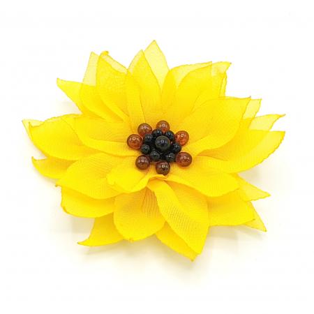 FLOAREA SOARELUI | Agrafa par floarea soarelui0