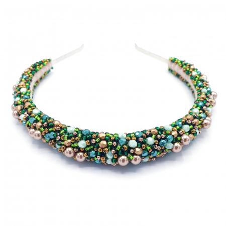 coronita-par-perle-cristale-verde-auriu [2]