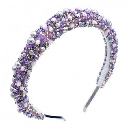 coronita-par-perle-cristale-lila-argintiu [0]