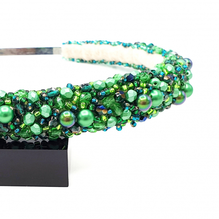 EMERALD CROWN | Coronita par verde smarald3