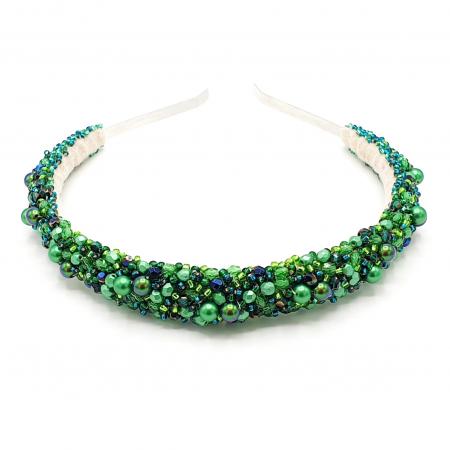 EMERALD CROWN | Coronita par verde smarald4