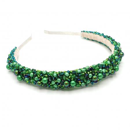 EMERALD CROWN | Coronita par verde smarald2