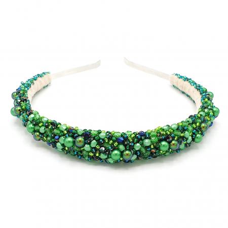 EMERALD CROWN | Coronita par verde smarald0