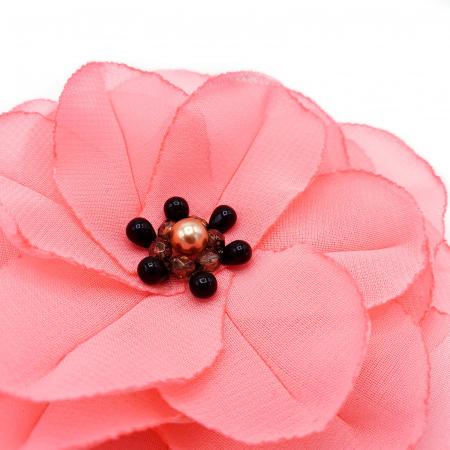 agrafa-par-floare-roz [3]