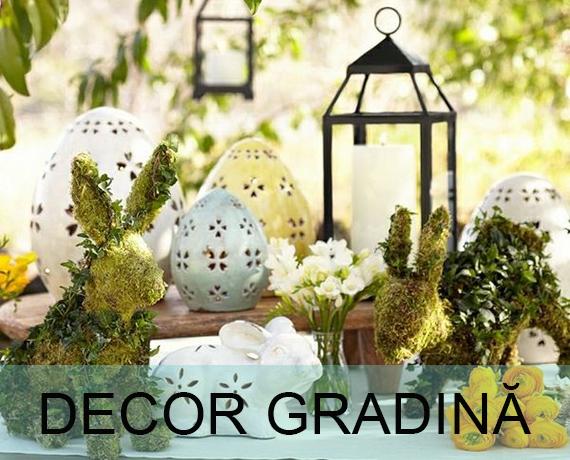 Decoratiuni pentru Gradina