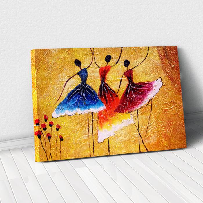 Tablou Canvas - Spanish Dance [0]