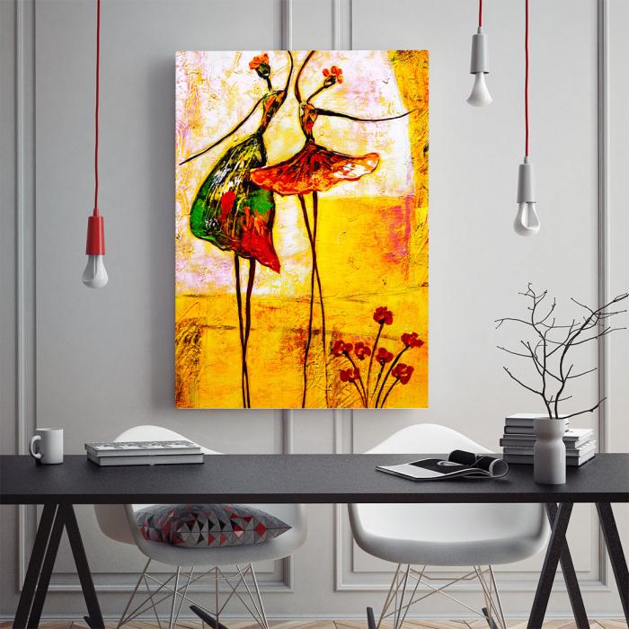 Tablou Canvas - Balet 1