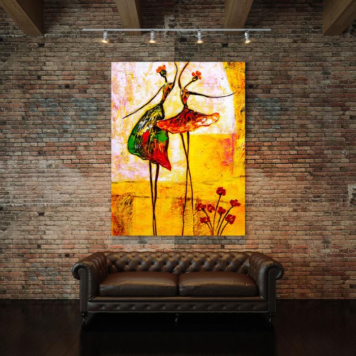 Tablou Canvas - Balet 2