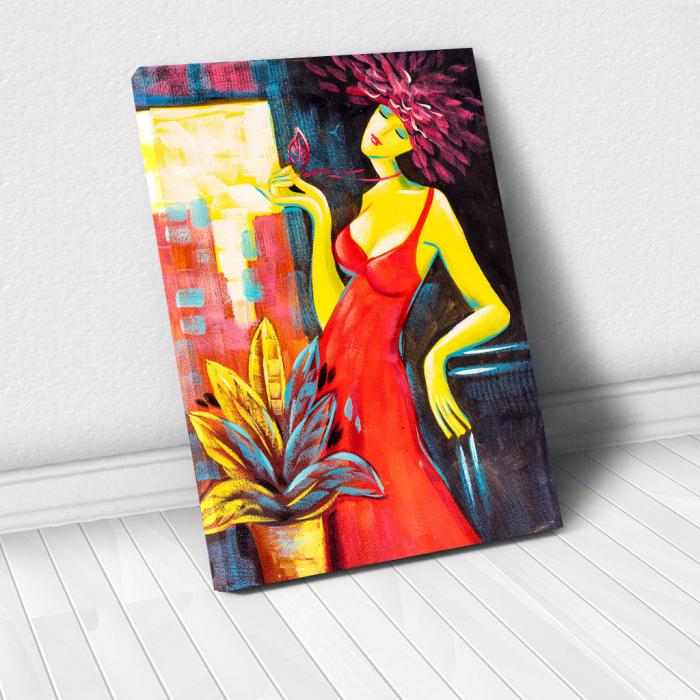 Tablou Canvas -  Passionate Lady [0]