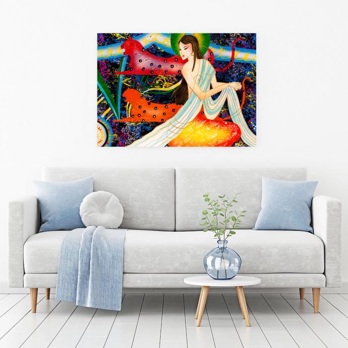Tablou Canvas - Mythology [1]
