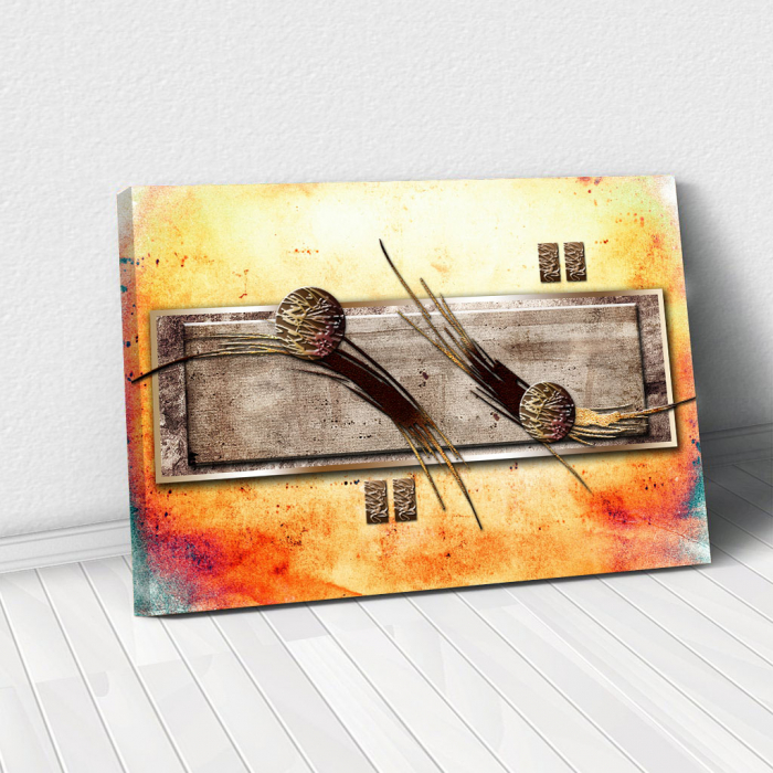 Tablou Canvas - Abstract Art Ilustration 0