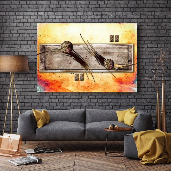Tablou Canvas - Abstract Art Ilustration 2