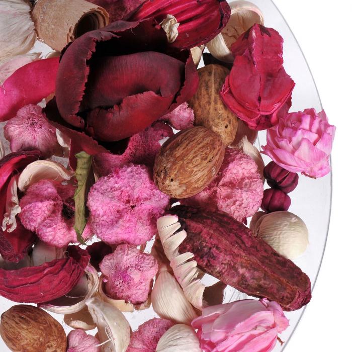 Flori uscate parfumate decorative Potpourri.120.gr 0