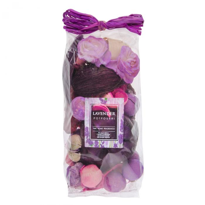 Flori uscate parfumate decorative Potpourri.120 gr 1