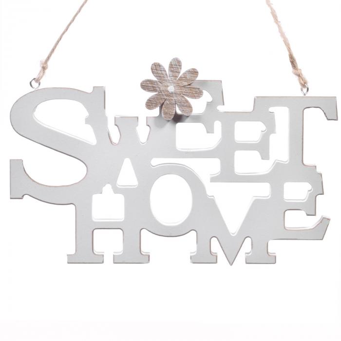 "Decorațiune din lemn ""Sweet Home"" [0]"