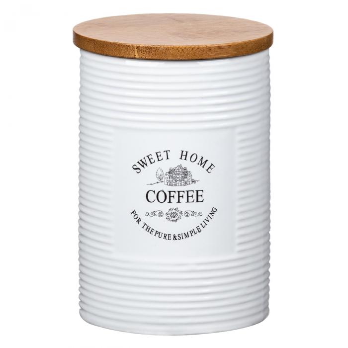 Borcan din ceramică pentru cafea 0
