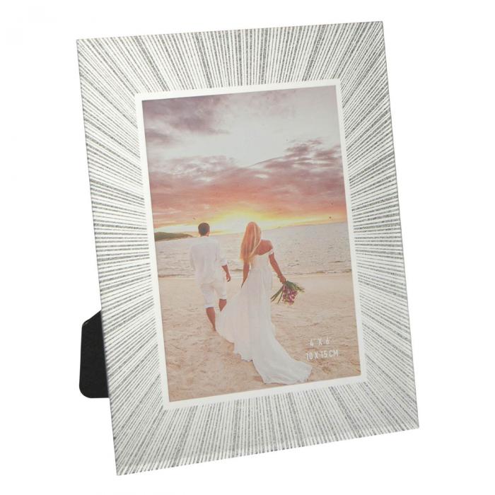 Cadru foto argintie.10x15 cm 0