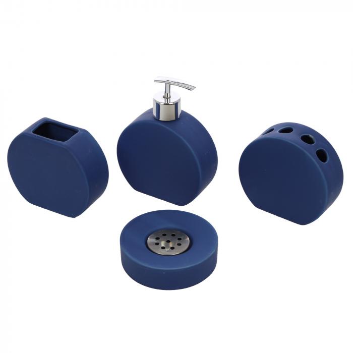 Set de accesorii pentru  baie din 4 piese [0]