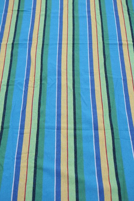 Hamac albastru cu dungi.100 x 200 cm 3