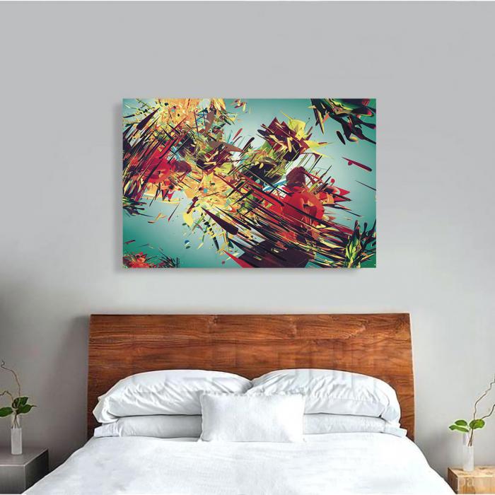 Tablou Canvas - Chaos 1