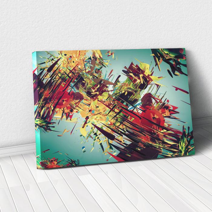 Tablou Canvas - Chaos [0]