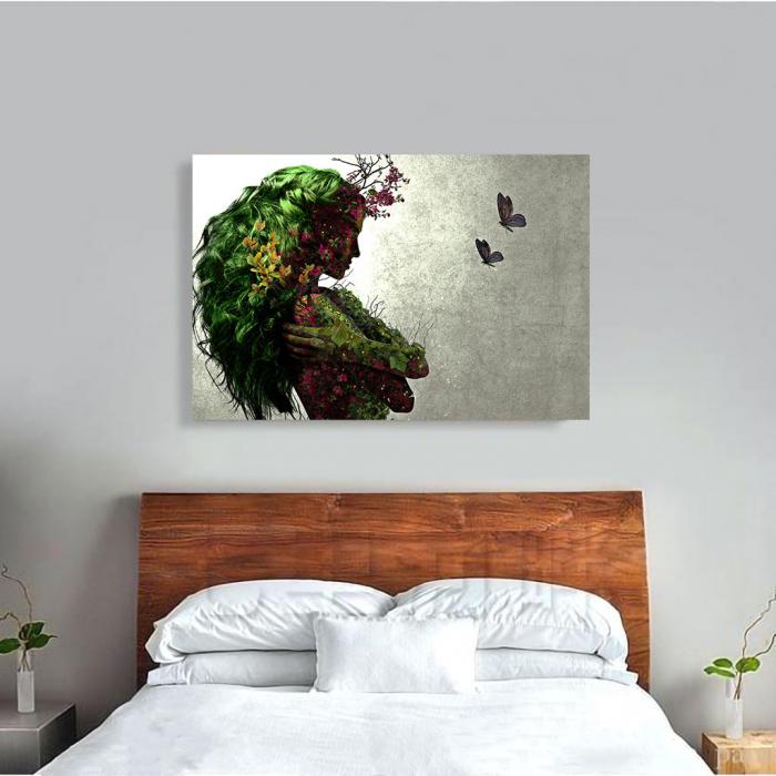 Tablou Canvas - Spring Girl 2