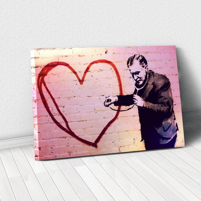Tablou Canvas - Grafity Art 0