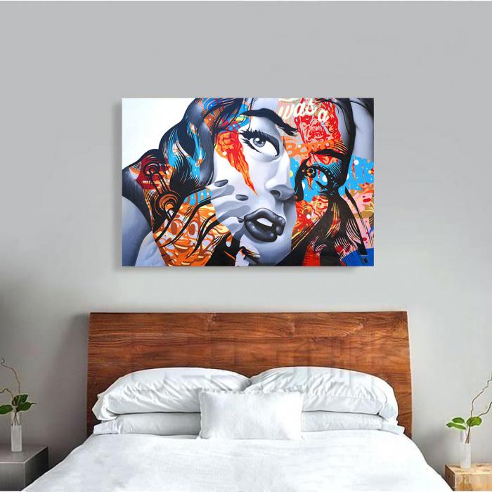 Tablou Canvas - Arta grafica 1