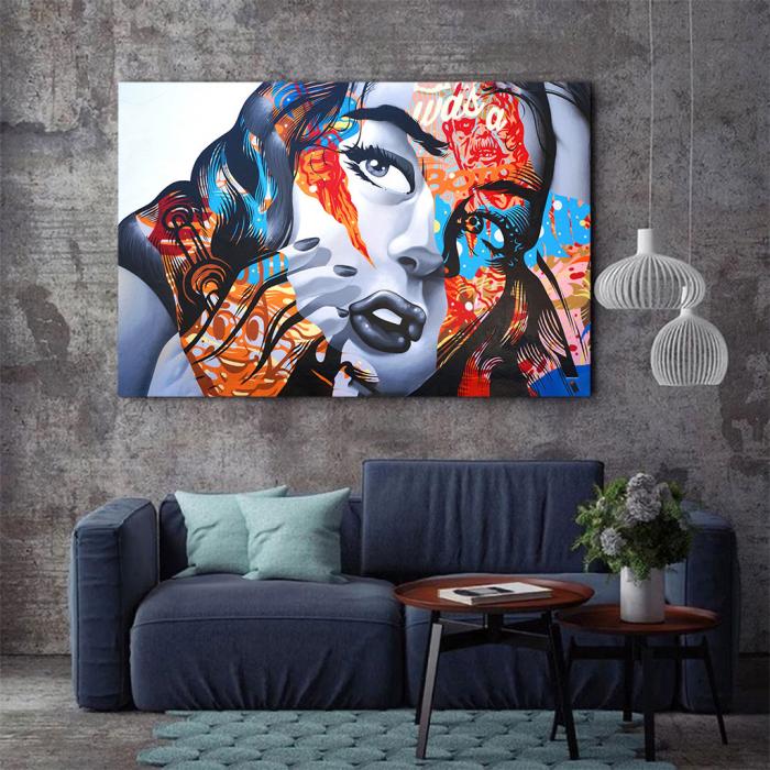 Tablou Canvas - Arta grafica 2