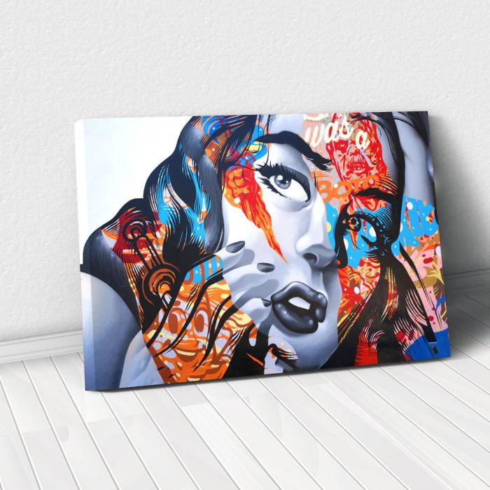 Tablou Canvas - Arta grafica 0