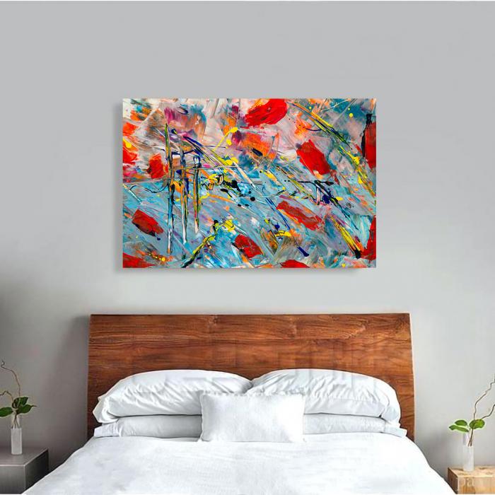 Tablou Canvas - Rage art 3