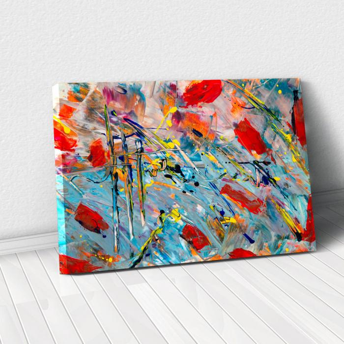 Tablou Canvas - Rage art 0