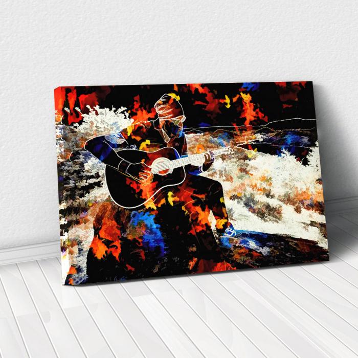 Tablou Canvas - Chitara [0]